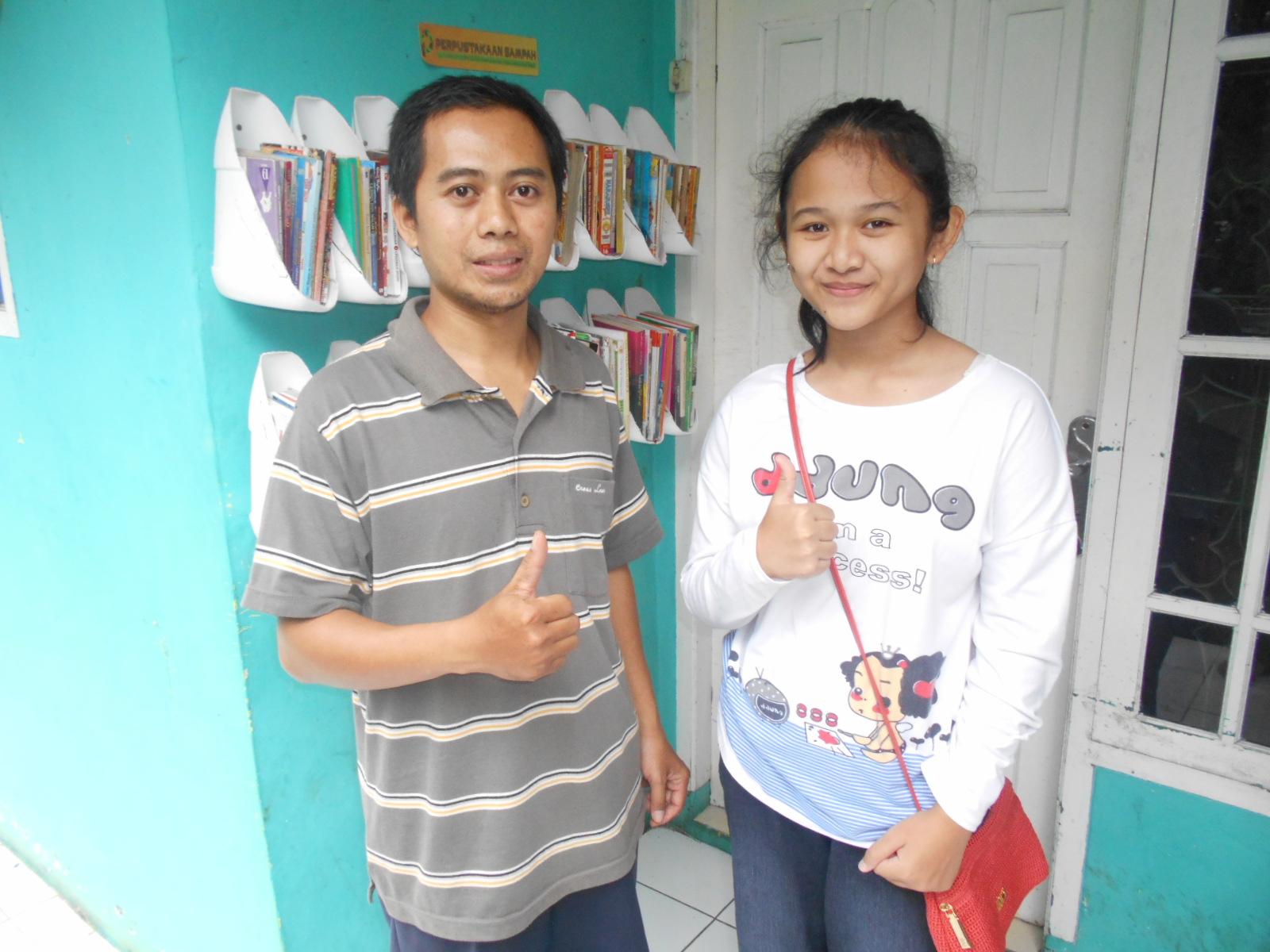 Kunjungan Duta Sanitasi Jawa Barat 2016, Bernica Alfitri Rachman 21 Juli 2016