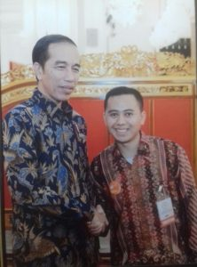 Elan Jaelani diundang Presiden RI ke Istana Merdeka Jakarta